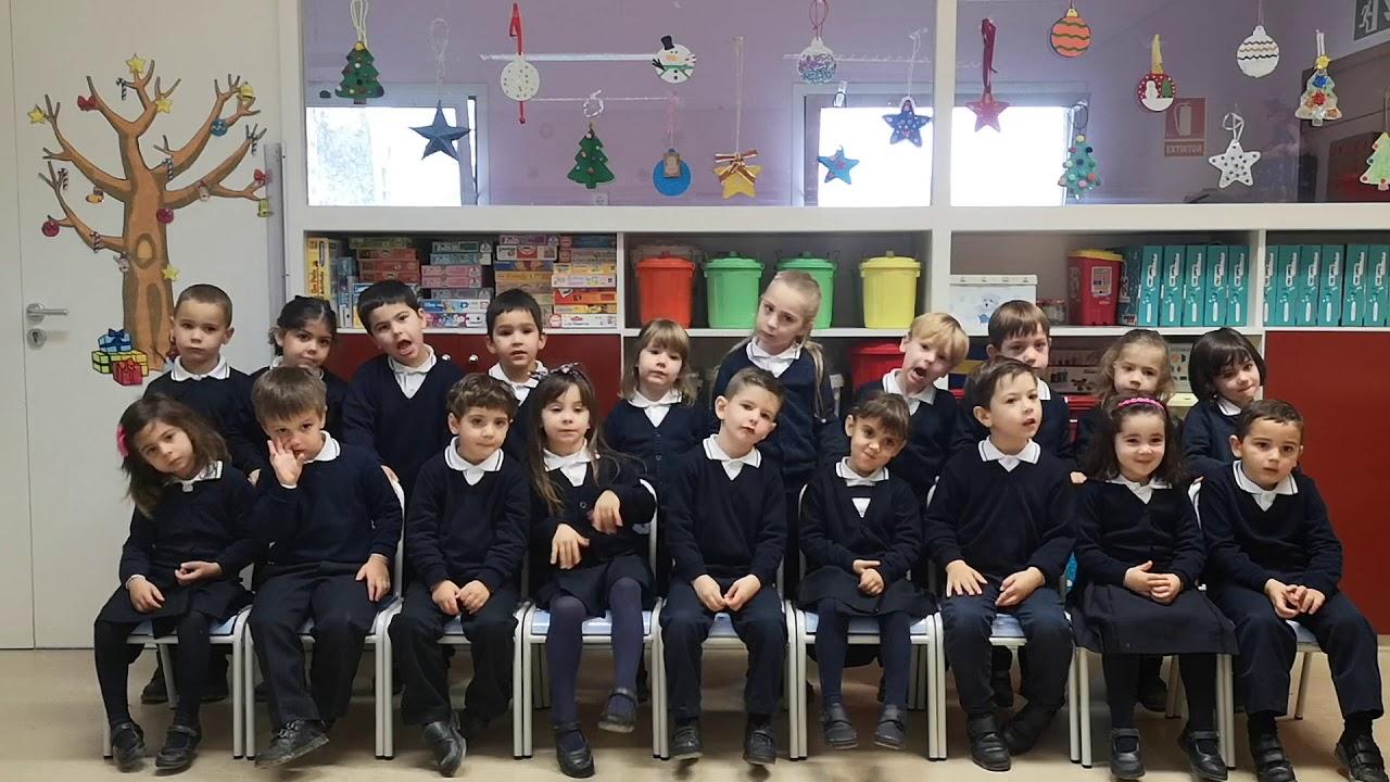 Infantil us desitja... Bon Nadal!