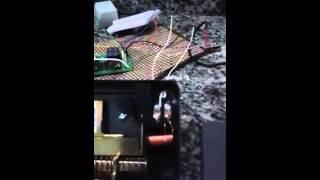 Como instalar o receptor ECP na fechadura elétrica
