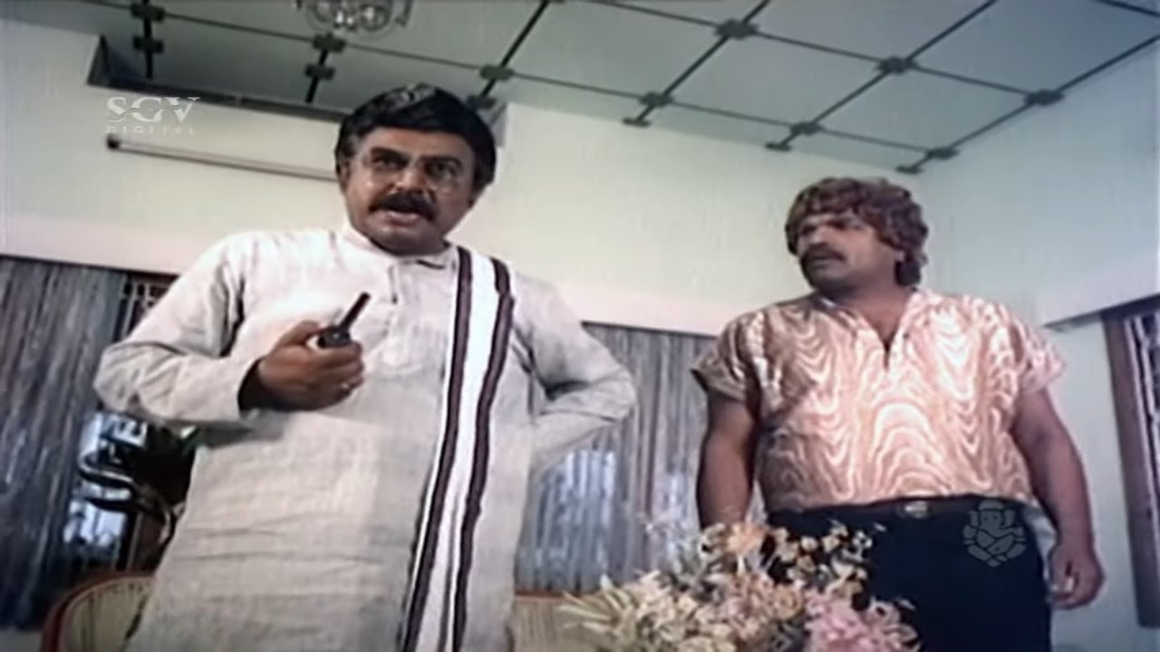 Vajramuni Planned to Kill Shankarnag through small Kid | Blockbuster Kannada Movie Top Scenes