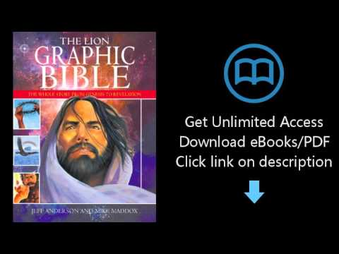 Download The Lion Graphic Bible: The Whole Story from Genesis to Revelation PDF