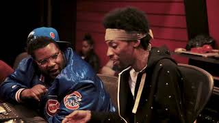 Sonny Digital & Honorable C Note making a beat (In-Studio Session)