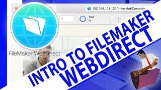 WebDirect Introduction-FileMaker WebDirect-WebDirect Training-…