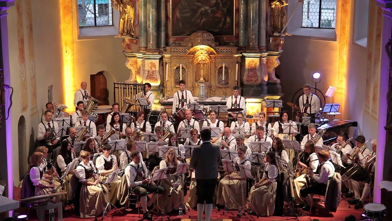 Music for a Hero   Bundesmusikkapelle Bichlbach