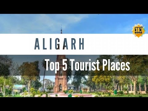 Top 5 Tourist place in Aligarh | Beautiful places to visit in Aligarh |Aligarh Tourist Attractions|