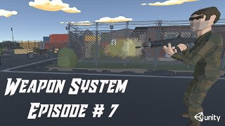 [7] Weapon System - Adding FireRate Part [3 of 3] || Multiplayer Series