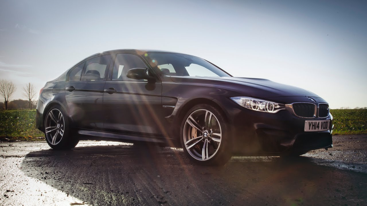 Bmw F80 M3 Review Turbocharged Super Saloon And Heavy Doovi