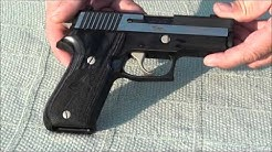 "SIG SAUER ""CUSTOM SHOP"" .45 ACP ""EQUINOX SERIES"""