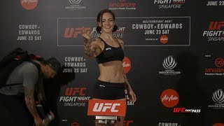 Fight Night Singapore: Official Weigh-ins