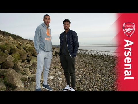 Chuba Akpom and Isaac Hayden: What it's really like on loan