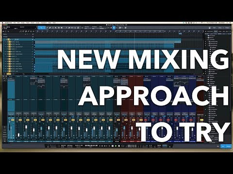 Simple New Approach to Mixing