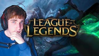 Ho smesso di giocare a League of Legends