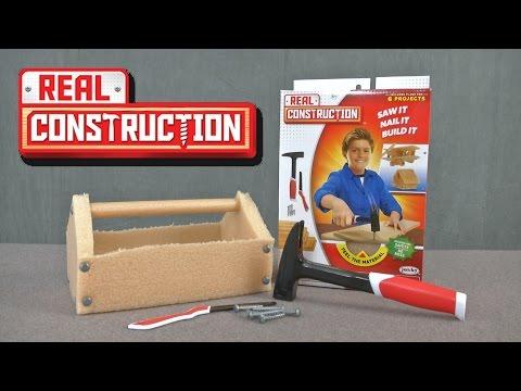 Real Construction Starter Set from Jakks Pacific
