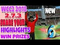 WCC2 SHARE MATCH HIGHLIGHTS & WIN PRISE ,2.7.3 NEW FEATURE