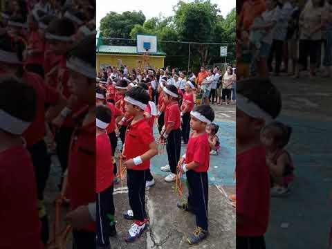 Arum the First Dance at Garden Village Elementary School