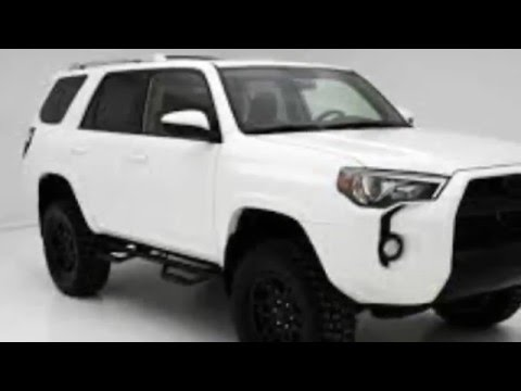 2017 toyota 4runner limited edition youtube. Black Bedroom Furniture Sets. Home Design Ideas
