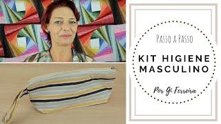 Kit Higiene Masculino por Gi Ferreira