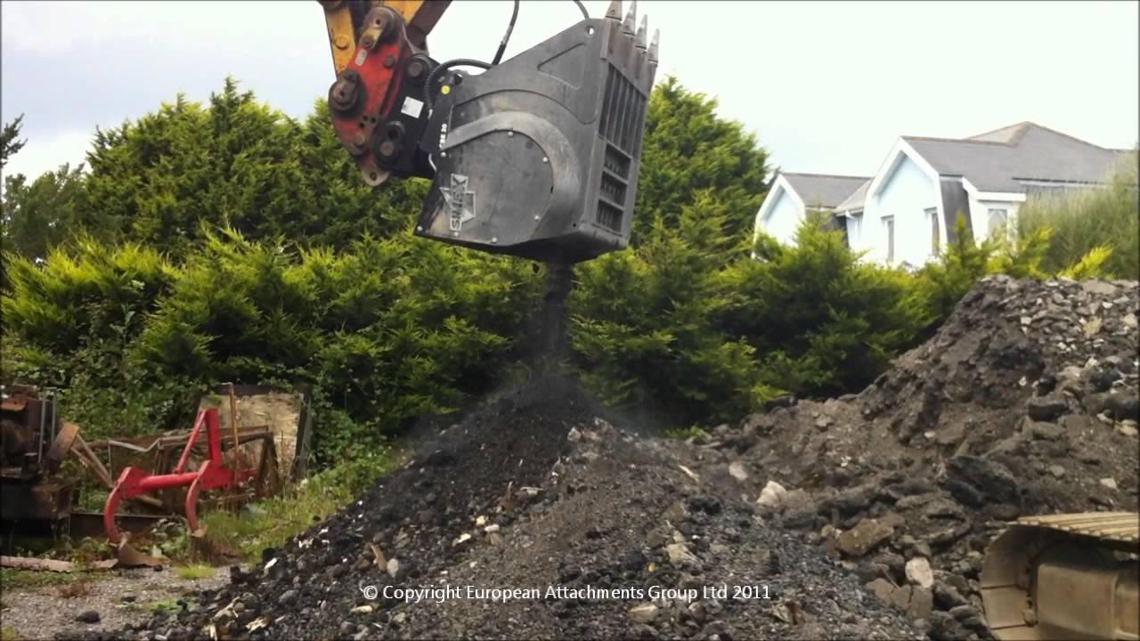 Simex CBE20 Asphalt Recycling Application 2