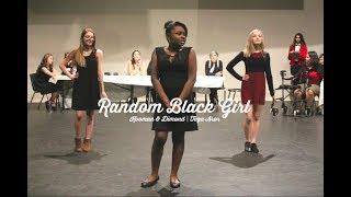 Random Black Girl -  Tega Aror
