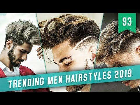15 TRENDING MEN HAIRSTYLES 2019/ VIRAL BEAUTY