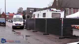 Groot onderzoek na schietpartij in Winterswijk