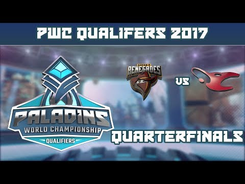 PWC Qualifiers: Quarterfinals - Renegades vs. Mousesports