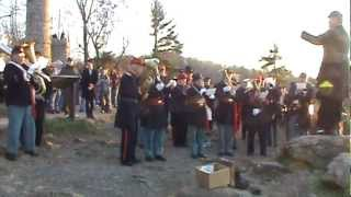 Federal City Brass Band - Gettysburg 11/17/2012 - Wearing of the Green