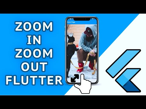 Flutter Zoom In Zoom Out And Rotate