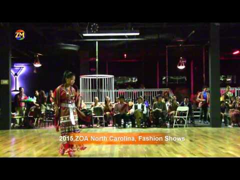 Zotung Media: Fashion Shows (2015 ZOA, North Carolina)