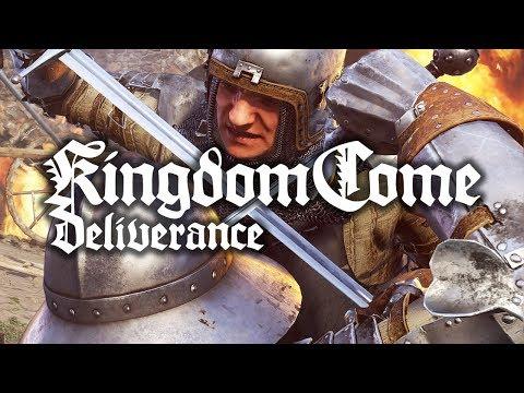 Der Ritter muss sterben 🎮 KINGDOM COME: DELIVERANCE