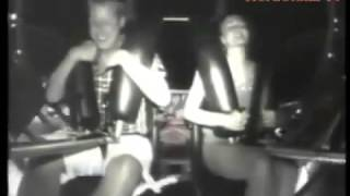 Girl has orgasm on a roller coaster by Stringpoint