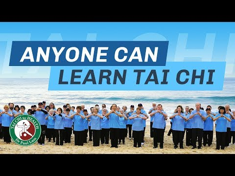Anyone Can Learn Tai Chi | Tai Chi for Health with Dr Paul Lam