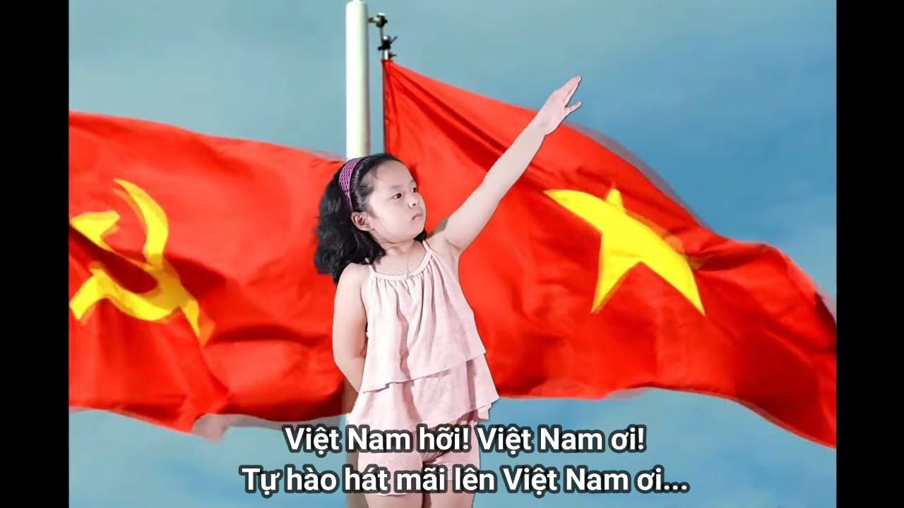 Tự hào Việt Nam ơi | Tóc Xoăn Tít