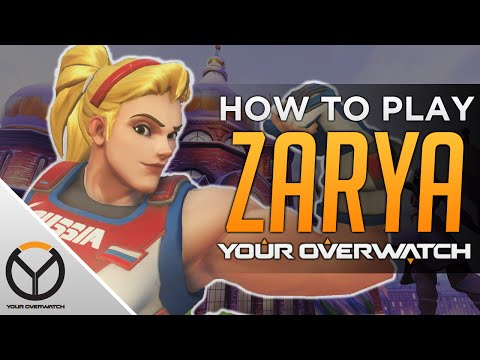 Overwatch Advanced Zarya Guide: Shield Timings & Playstyle Breakdown
