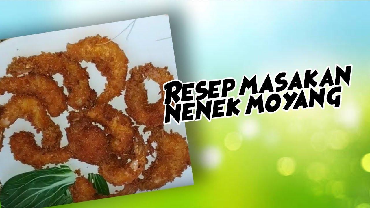 Resep Masakan Nenek Moyang Alergi Seafood Harus Coba Youtube