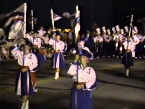 Hibbing High School Band 1987 Torchlight Parade