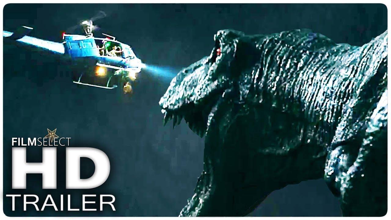 Jurassic World 2 El Reino Caído Trailer 2 Español 2018 Youtube