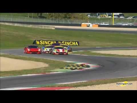 World Finals - Ferrari Show F1