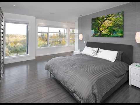 bedroom laminate flooring ideas uk - youtube