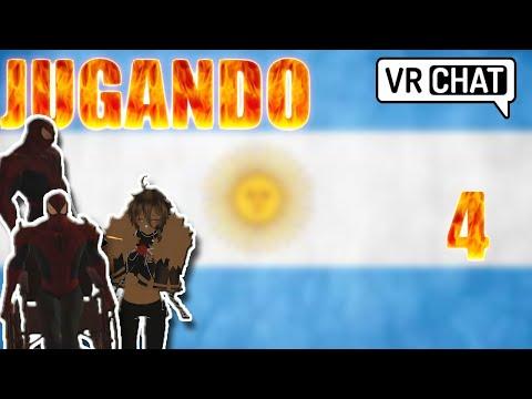 VRChat En 2020 4|AMIGOS ARGENTINOS