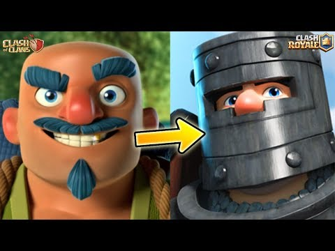 Clash Of Clans | TRADER IS THE DARK PRINCE Conspiracy Theory | Trader Back Story - From Clash Royale