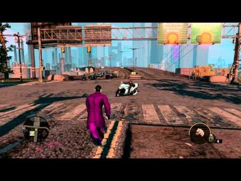 Saints Row The Third Joker Gameplay  