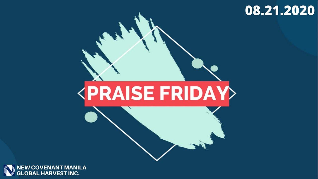 08.21.2020 Online Devotional: Praise Friday