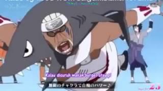 lagu gangnamsty versi indonesia (naruto)