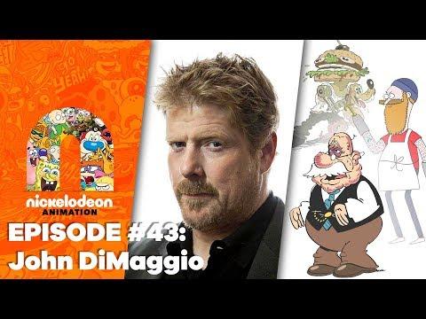 Episode 43: John DiMaggio | Nick Animation Podcast