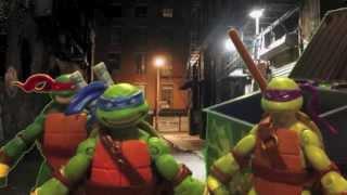 TMNT 2012 Stop Motion S01E01-TCRI