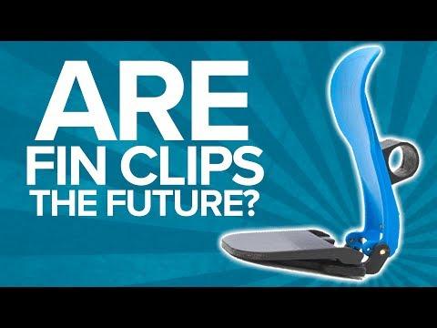 ScubaTube - Are Fin Clips The Future?