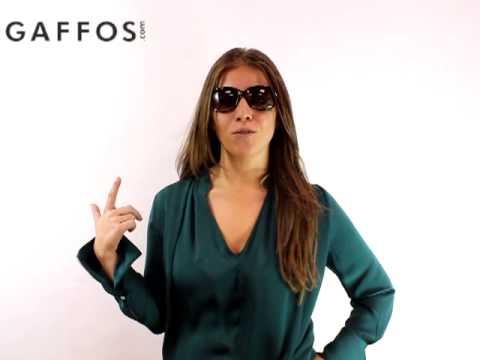 03bc15e46a8 Tom Ford TF8 Jennifer 38F Transparent Brown Gradient Plastic Sunglasses