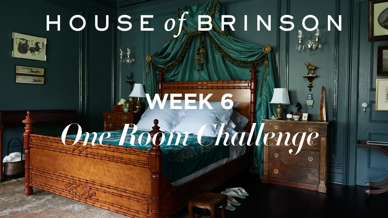 House Of Brinson One Room Challenge