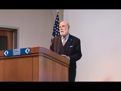 Vint Cerf: How the power of diversity creates better groups, firms, schools, and societies 3/7/2018
