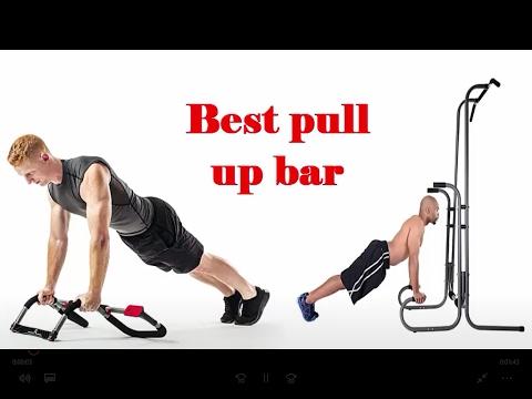 Best Pull Up Bar Review 2017/ Chin Up Bar U0026 Dip Bar